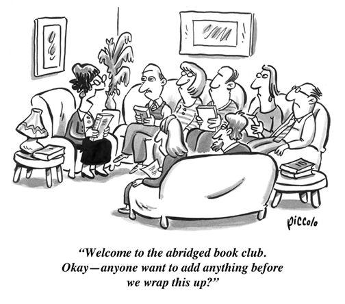 Book Club Cartoon Book Club Books Funny Cartoons Cartoon