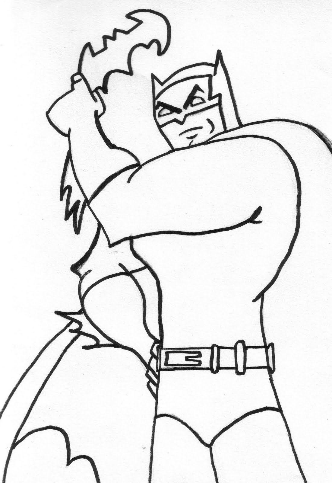 Batman Printable Coloring Pages Cartoon Coloring Pages Batman Coloring Pages Online Coloring Pages