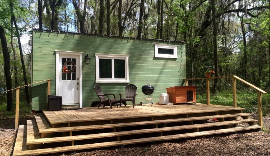 Tiny Dream House Tiny House For Sale In Gainesville Florida Tiny Houses For Sale Tiny House Listings Tiny House Living