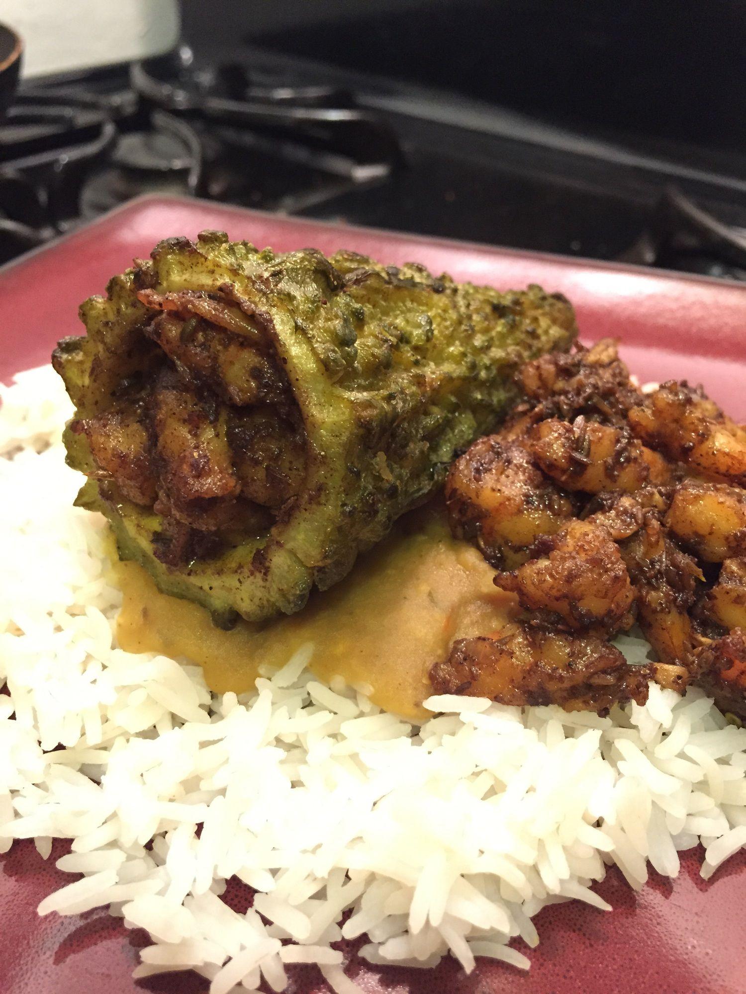Kalonji with shrimp pinterest meals kitchens and west indian guyanese kalonji with shrimps one of my favorite meals from momw i can make it myself yanasha kitchen forumfinder Choice Image
