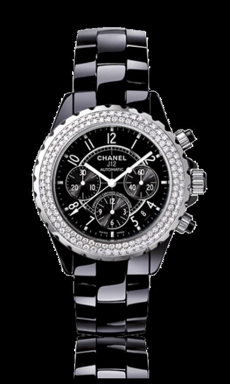 3710b40a72cb Chanel J12 Jewelry Chronograph Automatic Women s Watch