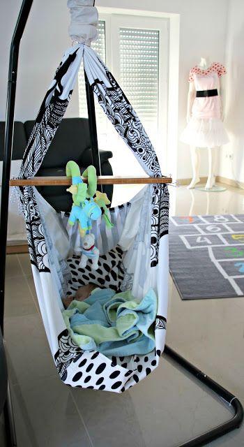 Baby Bubble Federwiege Diy Nahen Babys Pinterest Baby