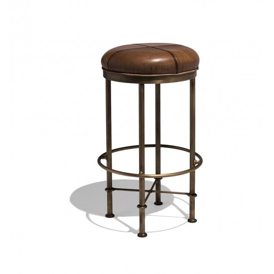 Singapore Club Counter Stool Counter stools, Upholstered