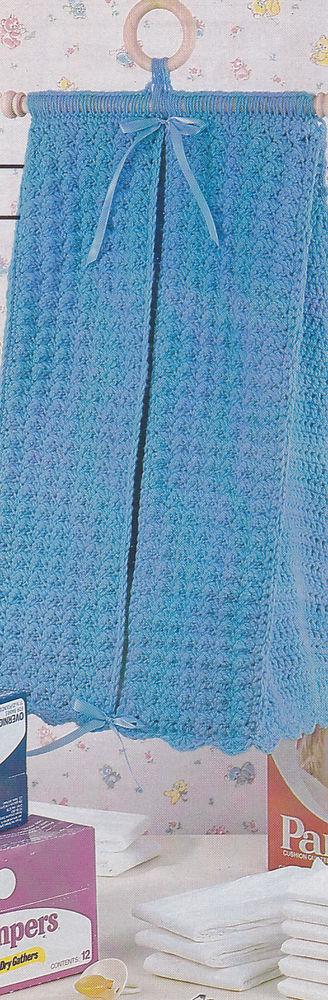 Crochet Pattern ~ Baby DIAPER STACKER ~ Instructions | Pinterest ...
