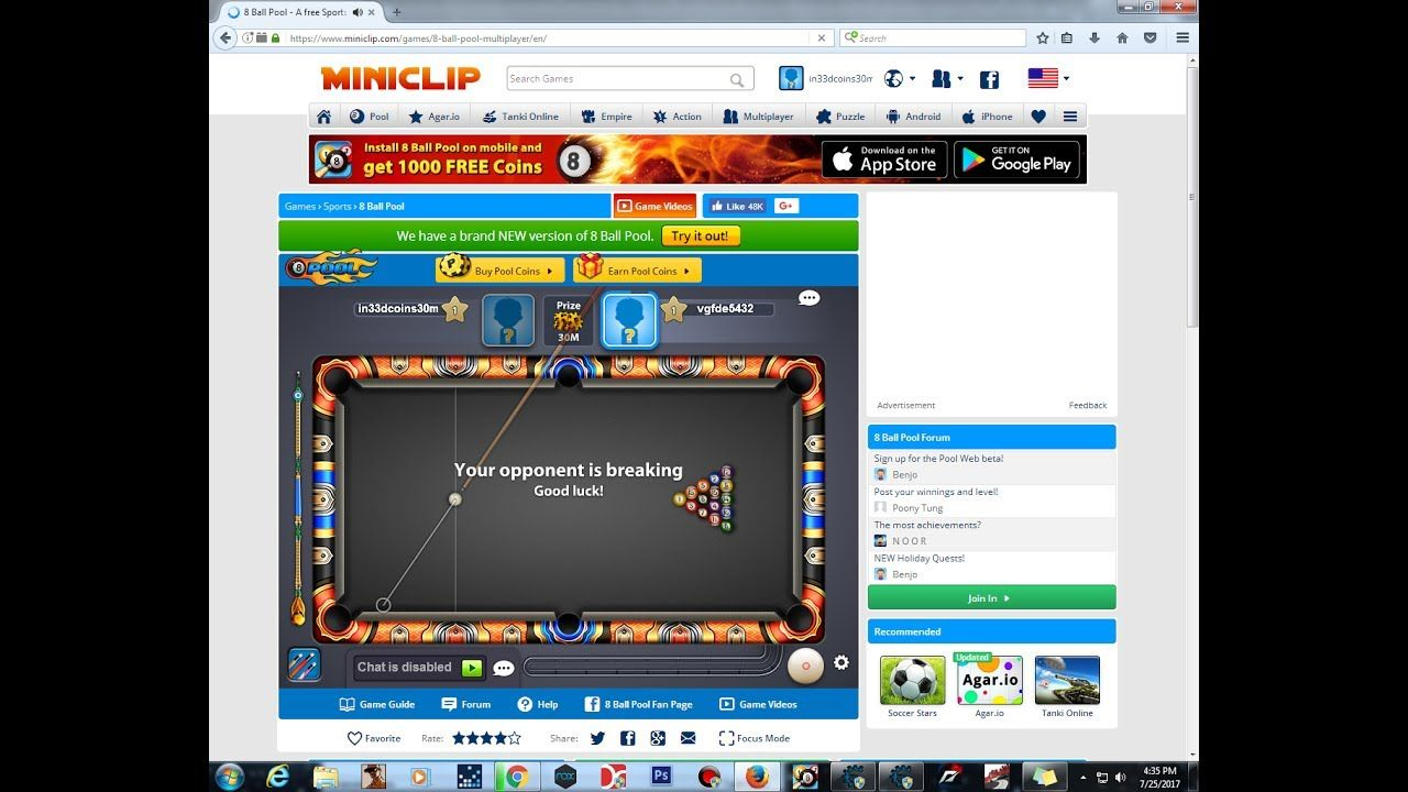 8Ball.Gameapp.Pro How To Hack 8 Ball Pool Cash And Coin -