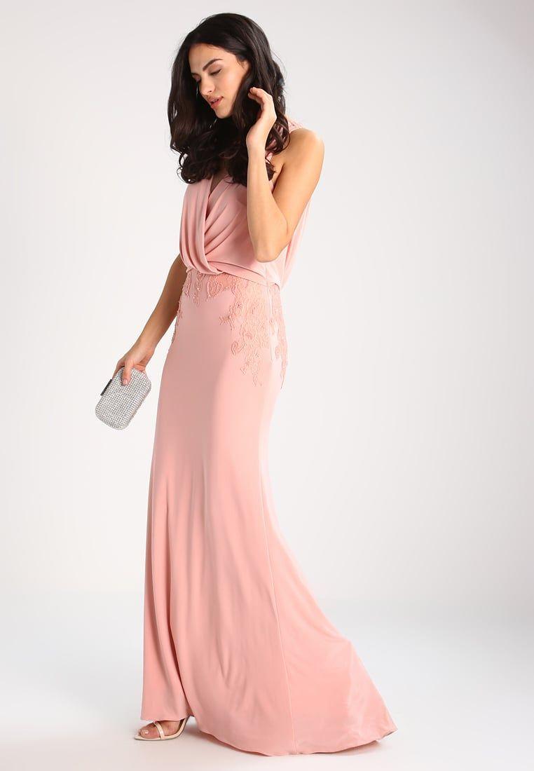 Vestido ligero - dusty rose | Vestidos boda, Gaby y Boda