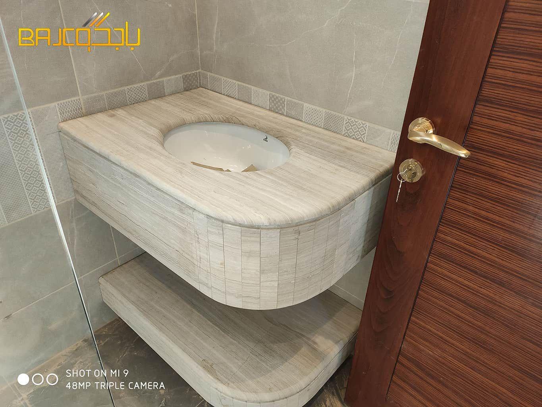 تفصيل مغاسل Vanity Bathroom Vanity Single Vanity