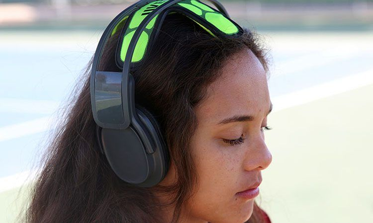 New Technology Helps Athletes With Mental Game