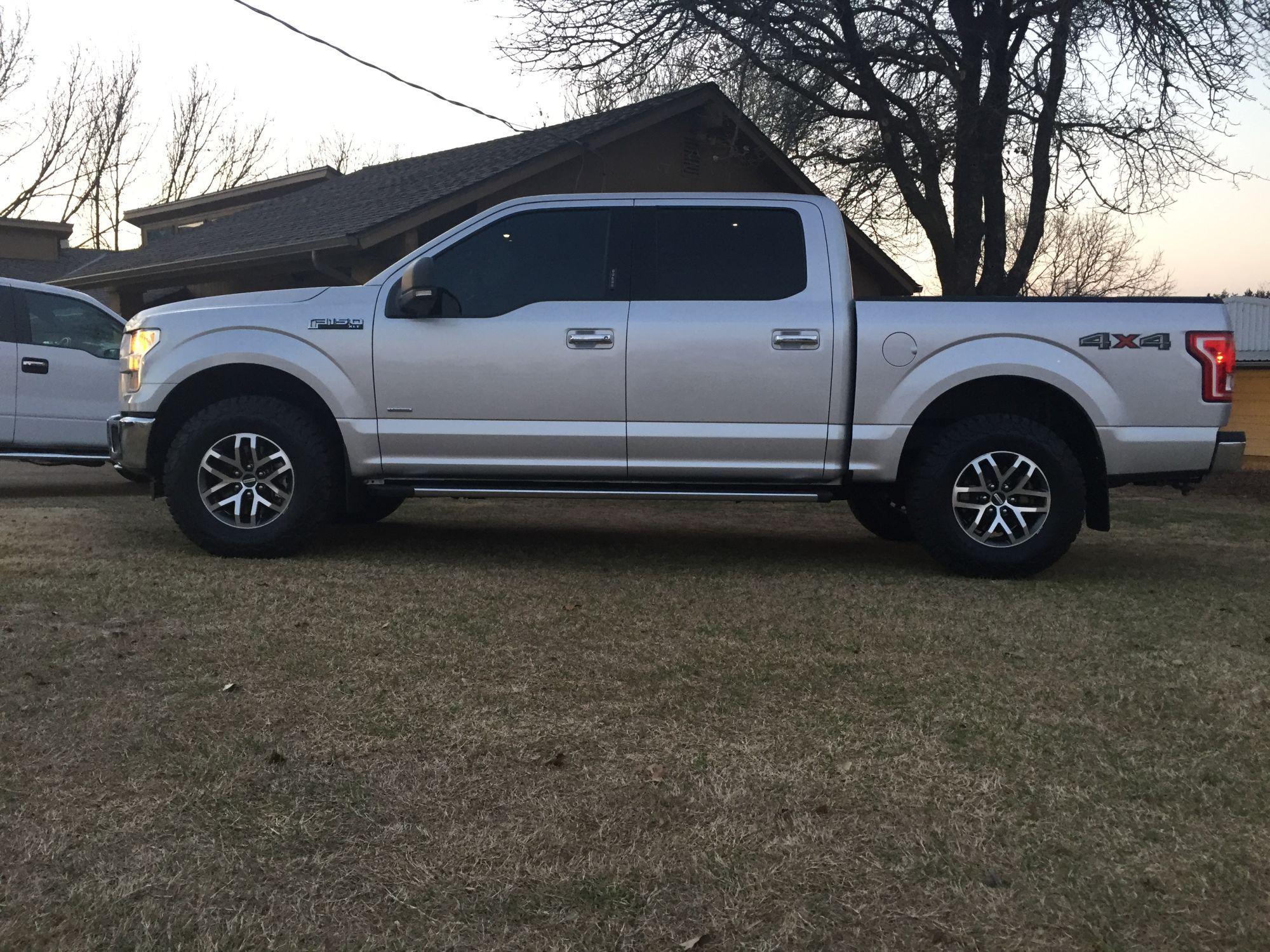 285 70r17 Raptor Wheels Ford F150 F150 Ford Trucks