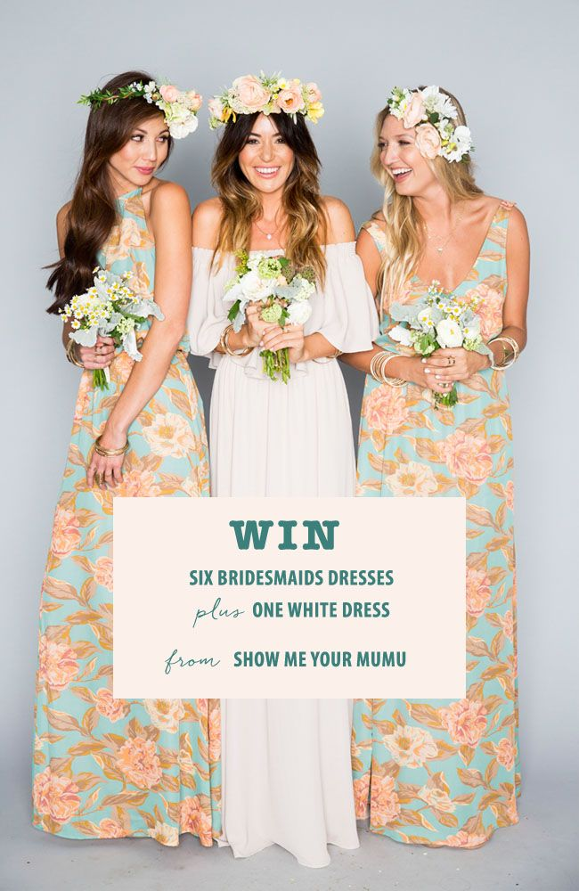 69cde9a46eb8 Show Me Your Mumu Bridesmaids Collection + A Bridal Party Dress ...