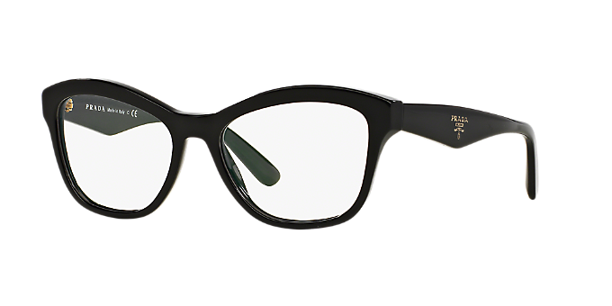 0b1afe666c68 Prada Black Rx 29RV frames.....these frames are beautiful and look even  better on the face than in the photo
