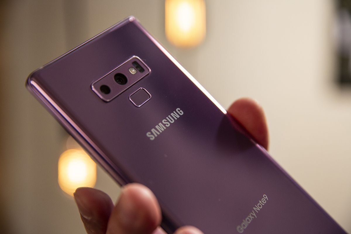 Samsung Galaxy Note 9 Review The Best Never Felt So Bland Samsung Galaxy Galaxy Note 9 Samsung Galaxy Note