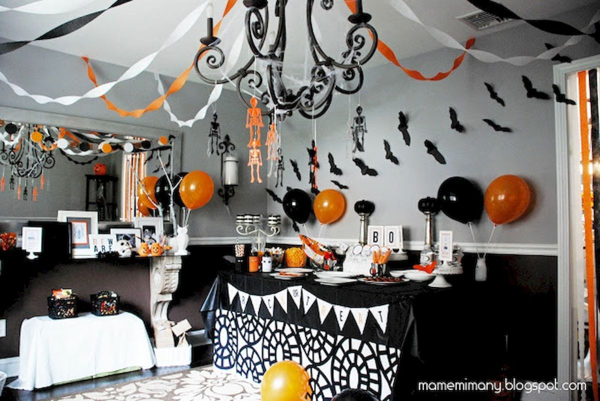 Best Halloween Party Decoration Ideas Part 1 Adult