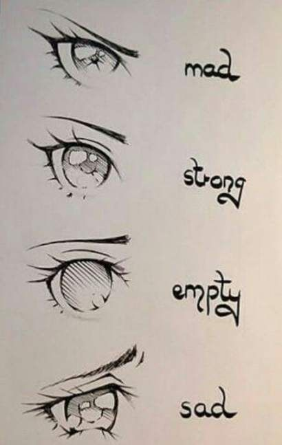 47 Ideas For Drawing Eyes Reference Art Eye Drawing Sketches Anime Drawings
