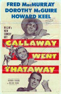 Download Callaway Went Thataway Full-Movie Free