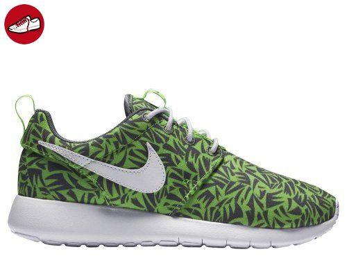 Nike Jungen Cool Grey / White-Electric Green Turnschuhe, 38 EU - Nike schuhe