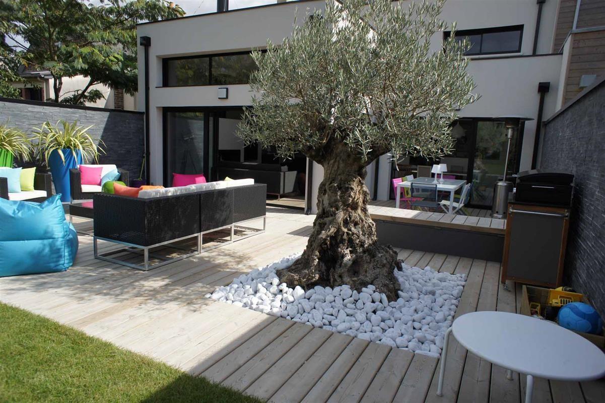 Jardin Acigné - Réalisations paysagiste Rennes - Paysagiste Conseil ...