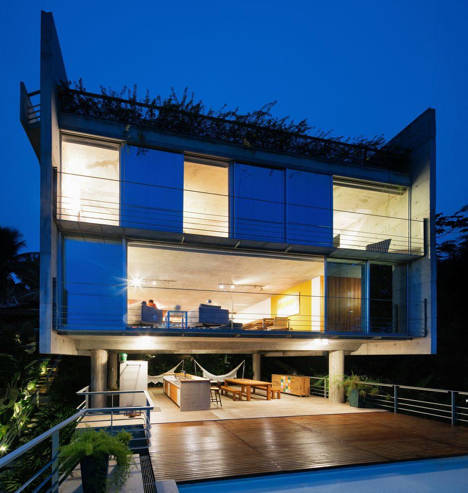 Galería de Casa Ubatuba II / SPBR Arquitetos - 6
