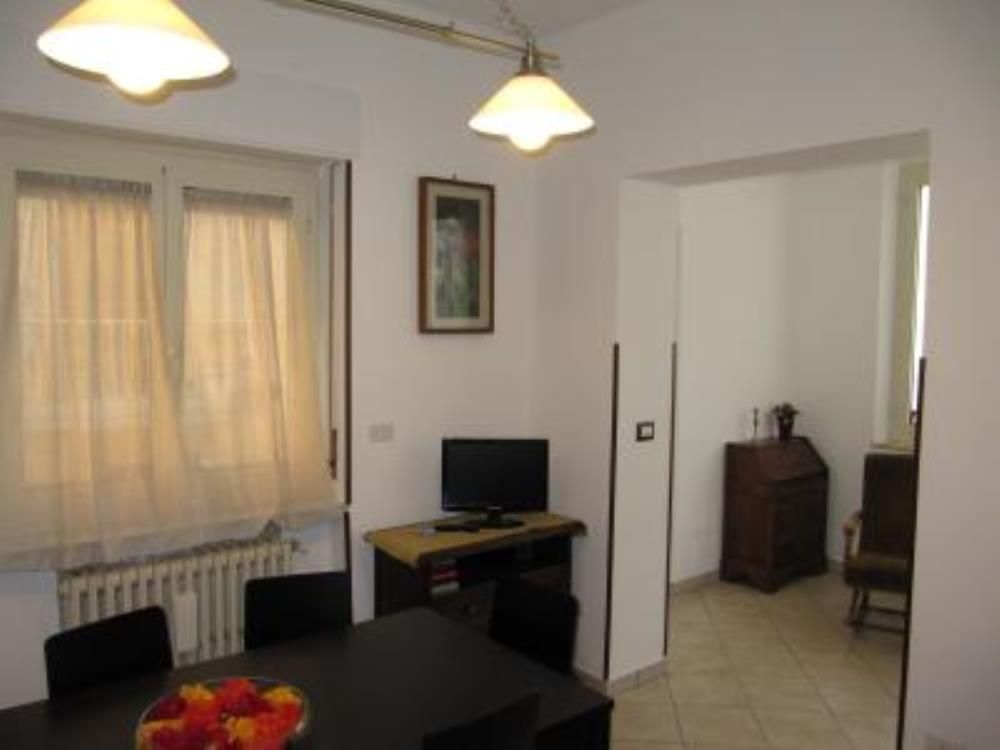 Location vacances appartement Aosta: Salle à manger