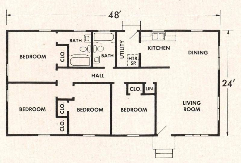 House Jim Walter Homes Floor Plans