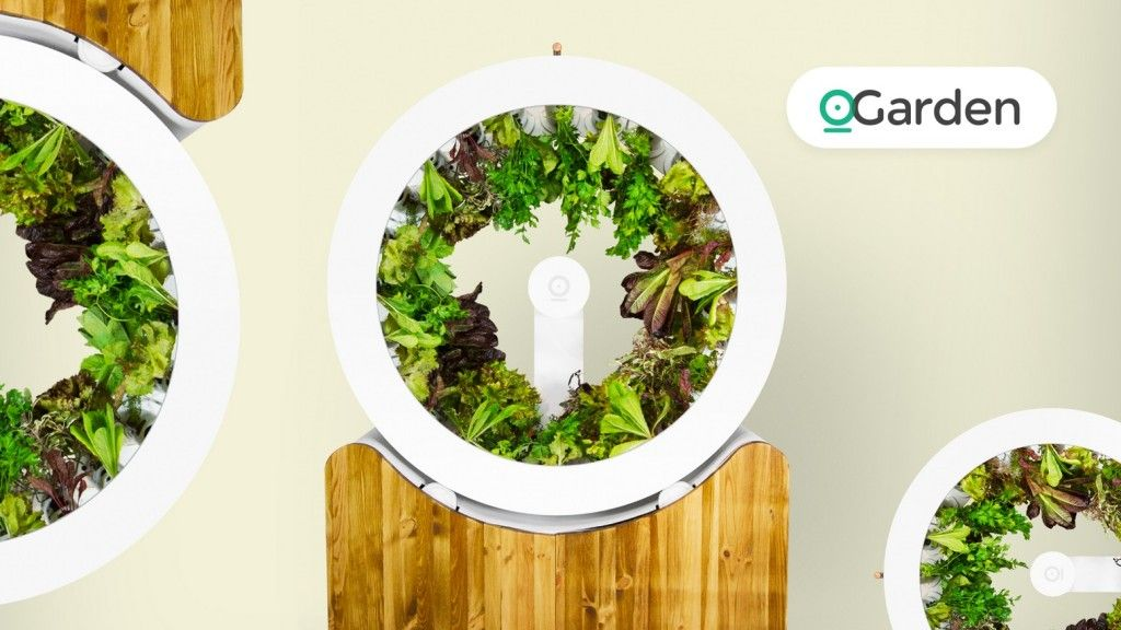 This Futuristic Rotating Indoor Garden Grows Food Year Round Http