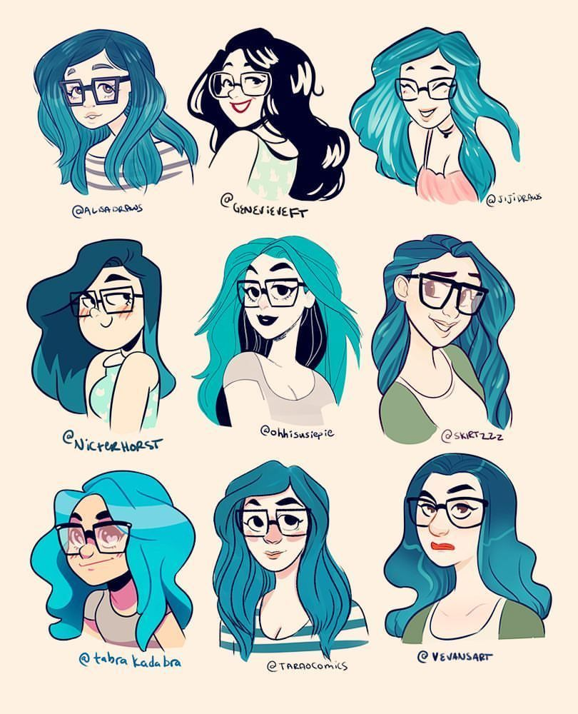 Pin By Katie Pacek On Dibujo Art Style Challenge Different Art Styles Animated Drawings