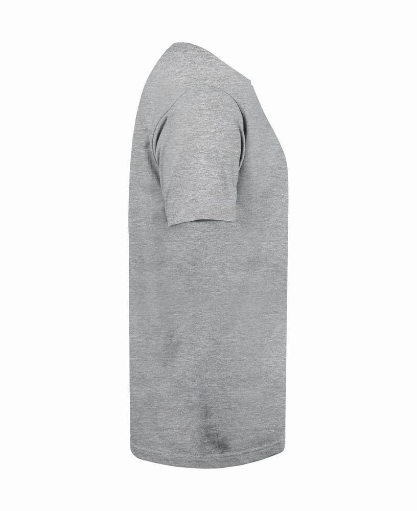 Soft tee Men Heather Grey - Tee Jays TJ8000 - Size 3XL