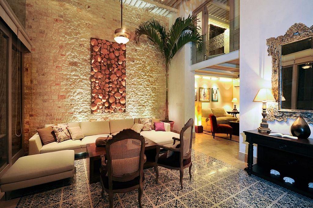 Lujosa casa colonial en el centro historico de merida for Diseno de interiores merida
