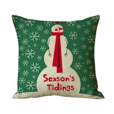 Cute Christmas Throw Pillow Covers Products Pinterest Products