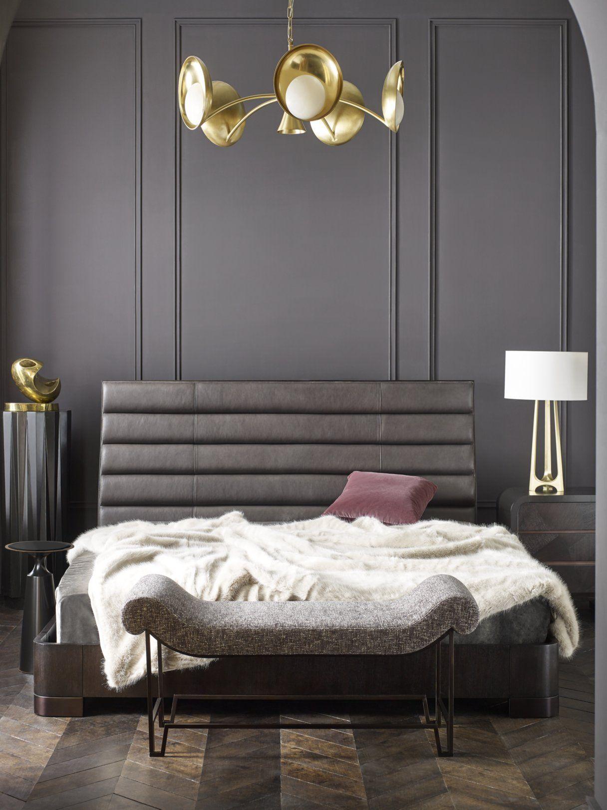 Jean Louis Deniot Baker Furniture Parisian Design Bedroom