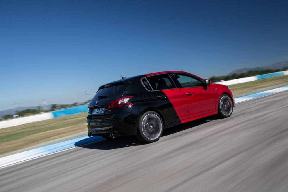 Peugeot 308 Gti 270 Tradition Perpetuee Autos