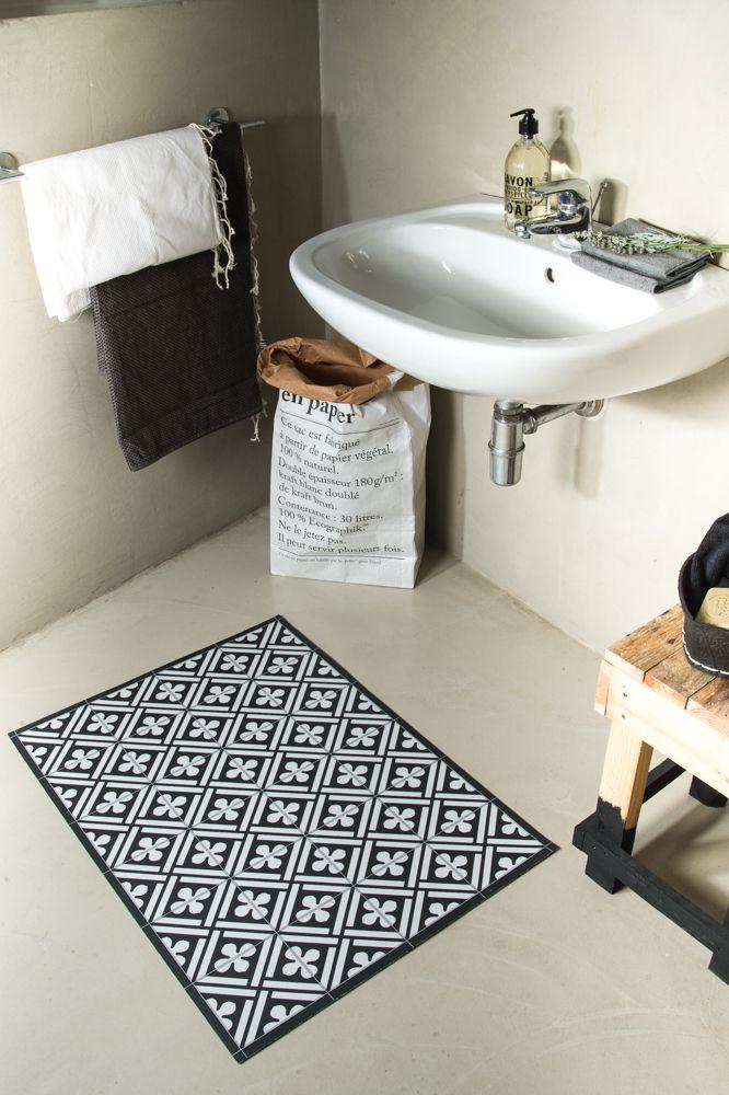 De functionele carpets van T e  l k i  M i l a n o zijn te gebruiken in iedere ruimte! Van keuken tot badkamer en van woonkamer tot slaapkamer.