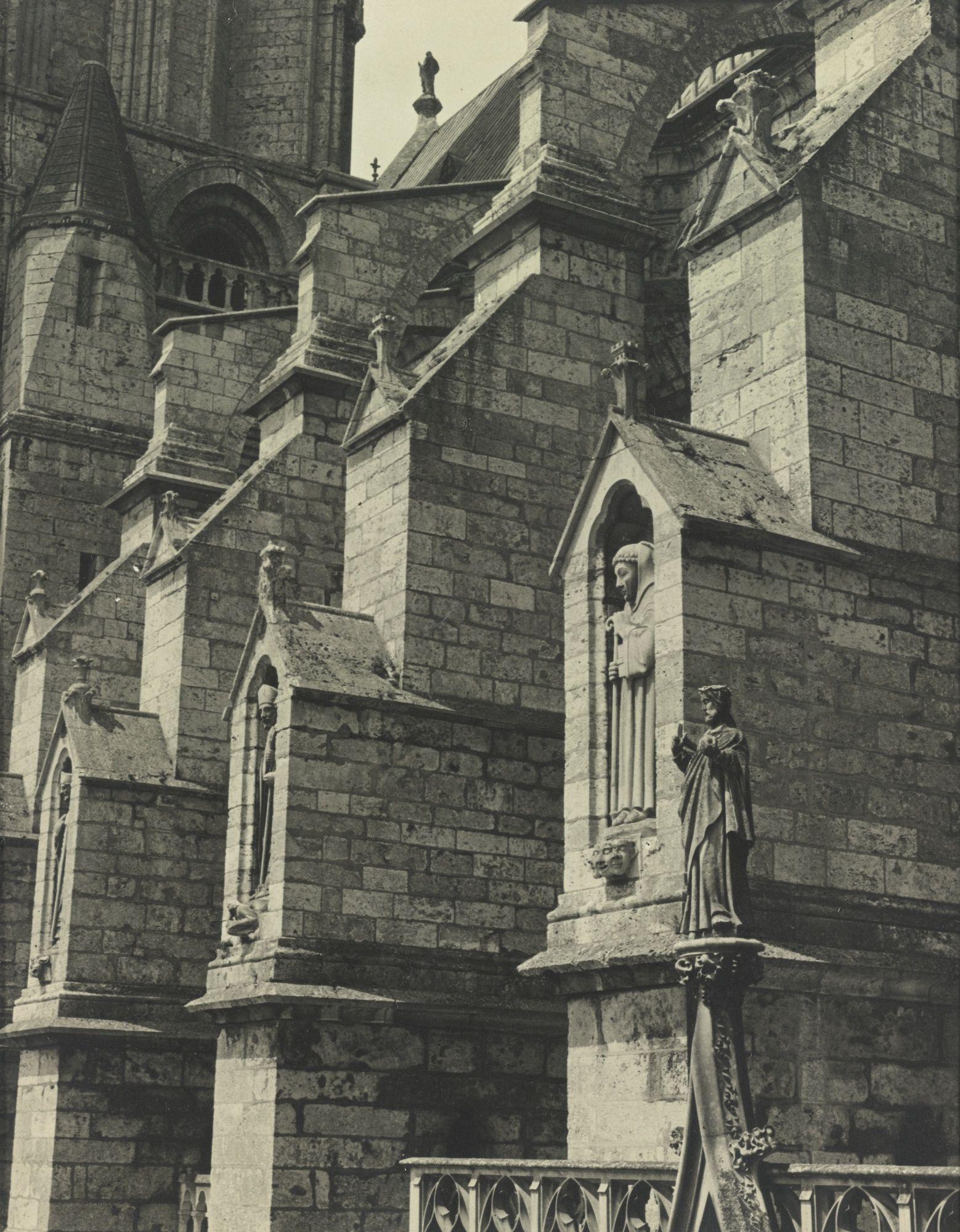 Chartres Cathedral | Charles Sheeler