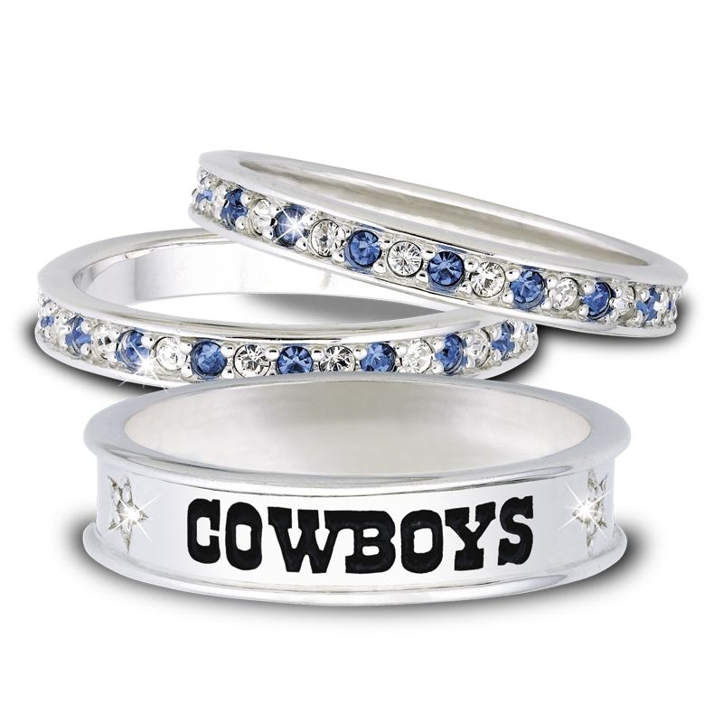 Tungsten Carbide Rings Western Cowboy Lasso Wedding Ring Bearer Pillowwedding Favors In 2020 Dallas Cowboys Jewelry Dallas Cowboys Dallas Cowboys Women