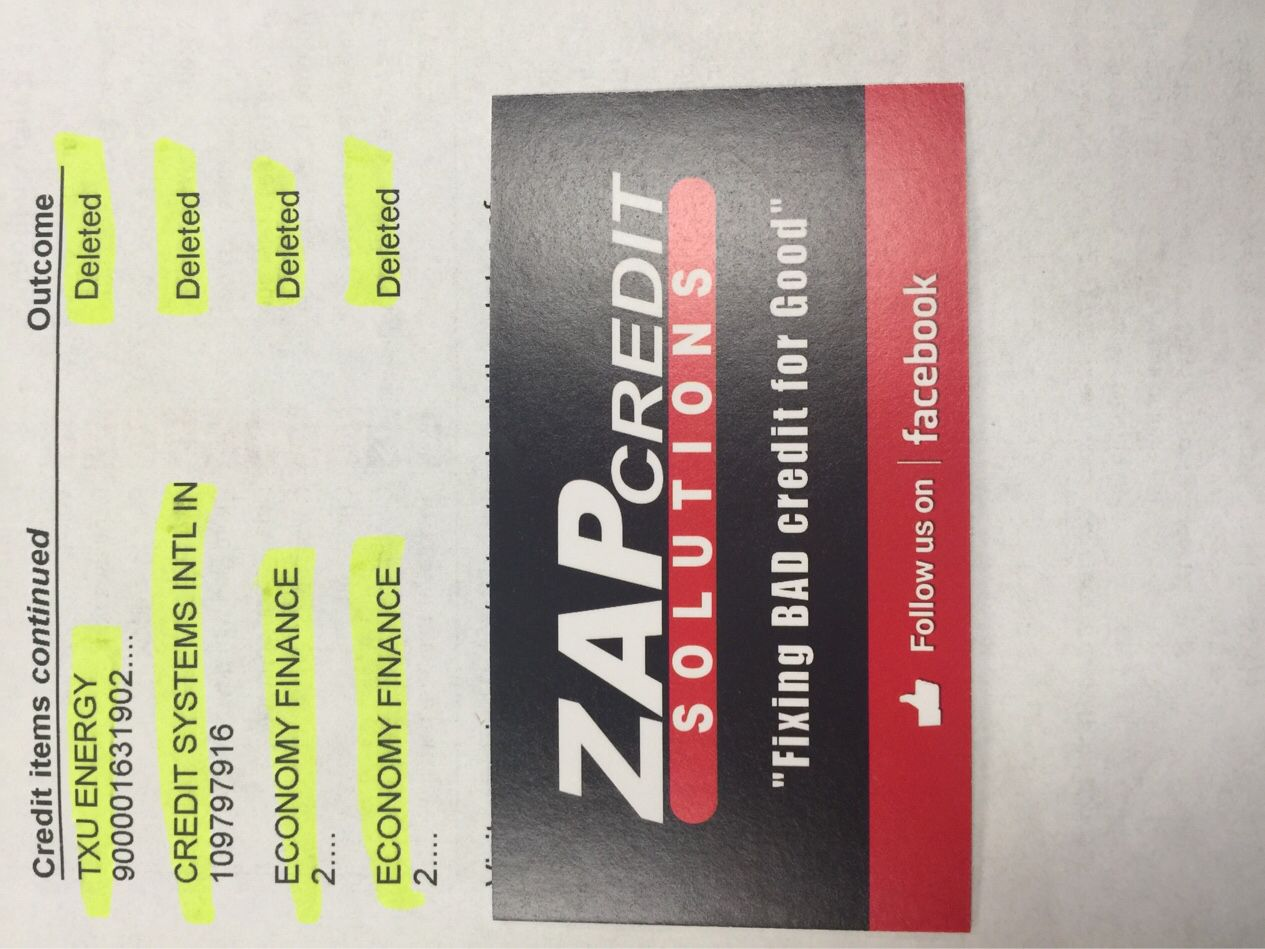 Our clients keep bringing in excellent result call zap