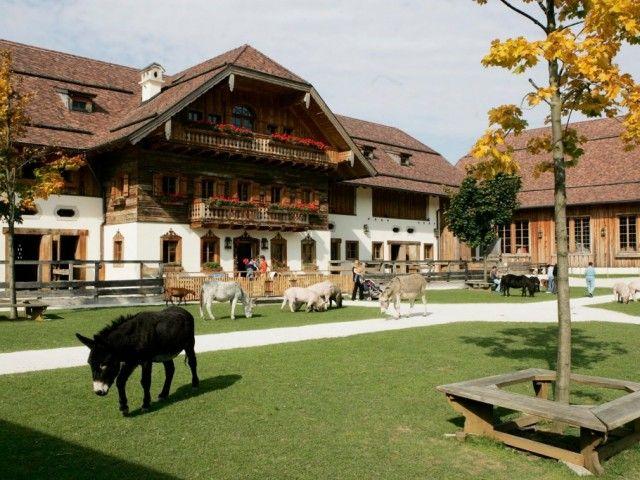 Gut Aiderbichl Salzburgerland Austria A Heavenly Place For