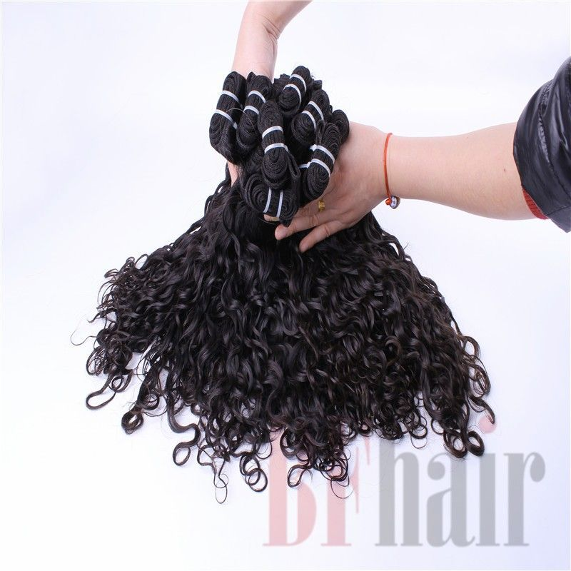 Bfhair Gold Grade French Wave Hair Extensions 10 Bundles Wholesale