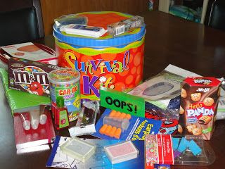 Diy College Survival Kit This Is Great For Students Who