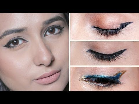 everyday eyeliner tutorial for beginners  quick and easy
