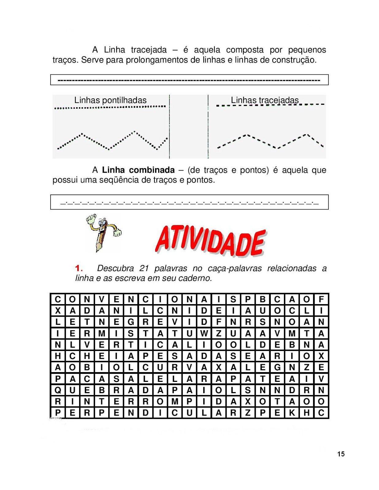 Atividades De Artes Ensino Fundamental Para Imprimir Com Imagens