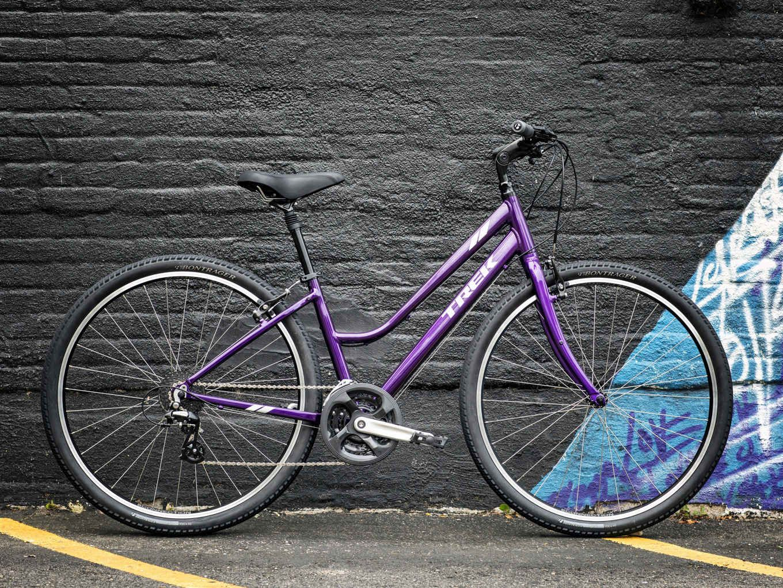 Verve 2 Women S Trek Bikes Trek Bikes Trek Mountain Bike Bike