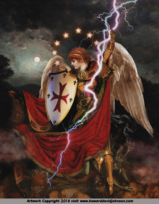 Angel Art and a brief introduction to Angelology; New ...
