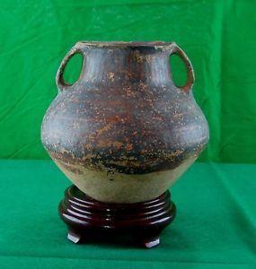 Chinos Auténticos Neolítico Cerámica Buque Yangshao Cultura 3000 ...