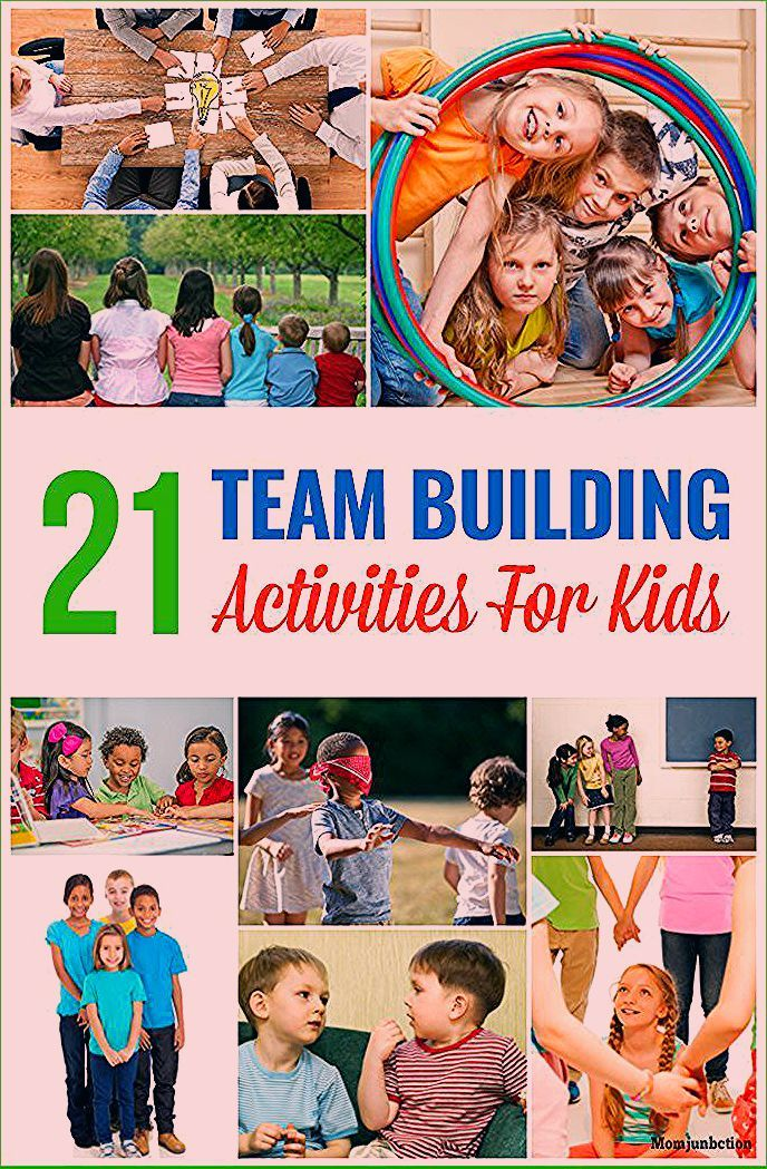 Photo of 21 Fun Team Building Games And Activities For Kids