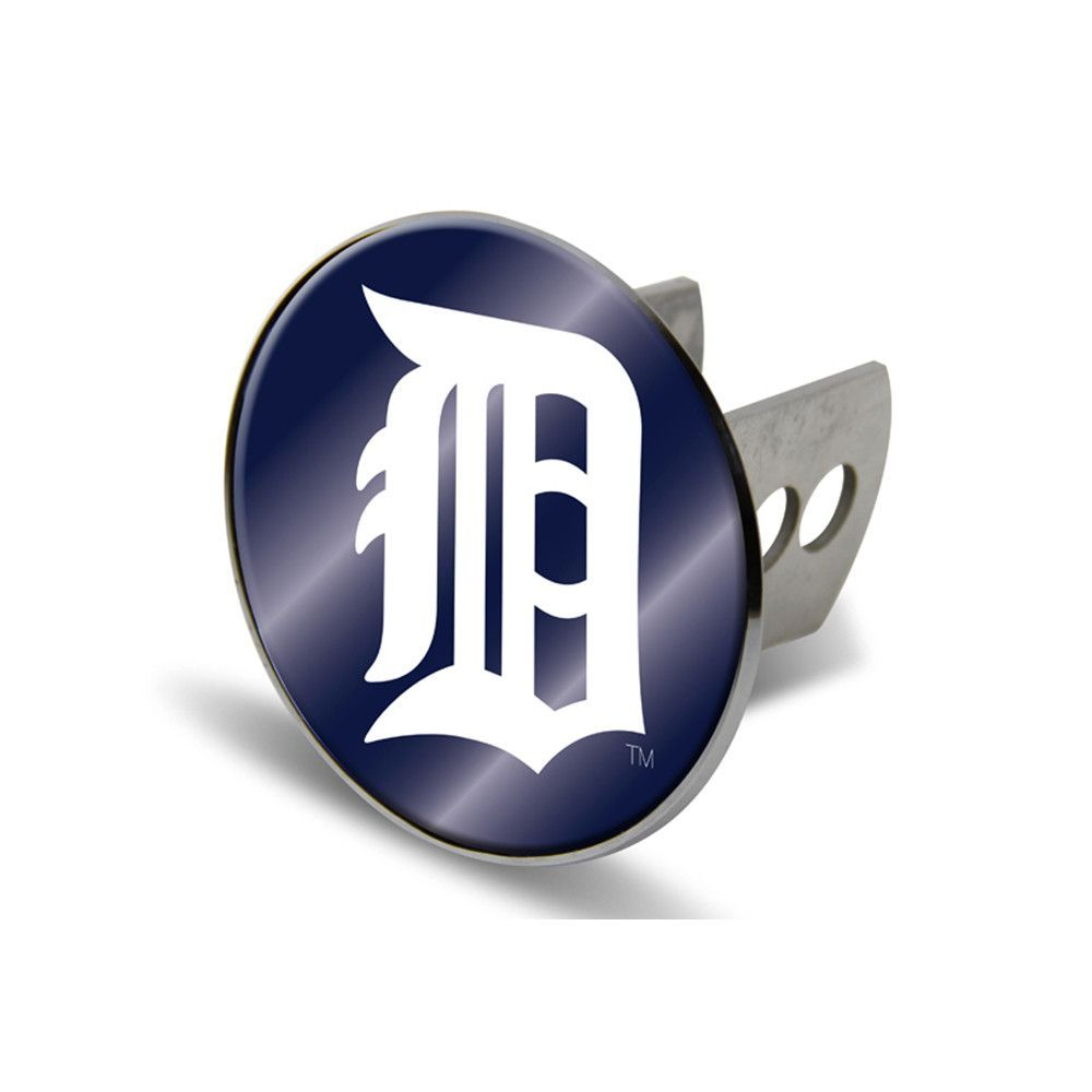 Detroit Tigers MLB Laser Cut Hitch Cover