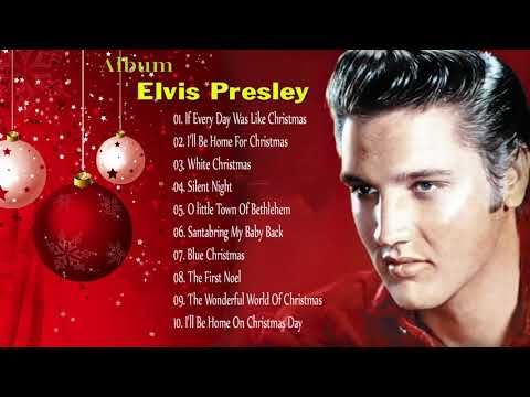 Elvis Presley Christmas Music.Elvis Presley Blue Christmas Greatest Hits Elvis Presley