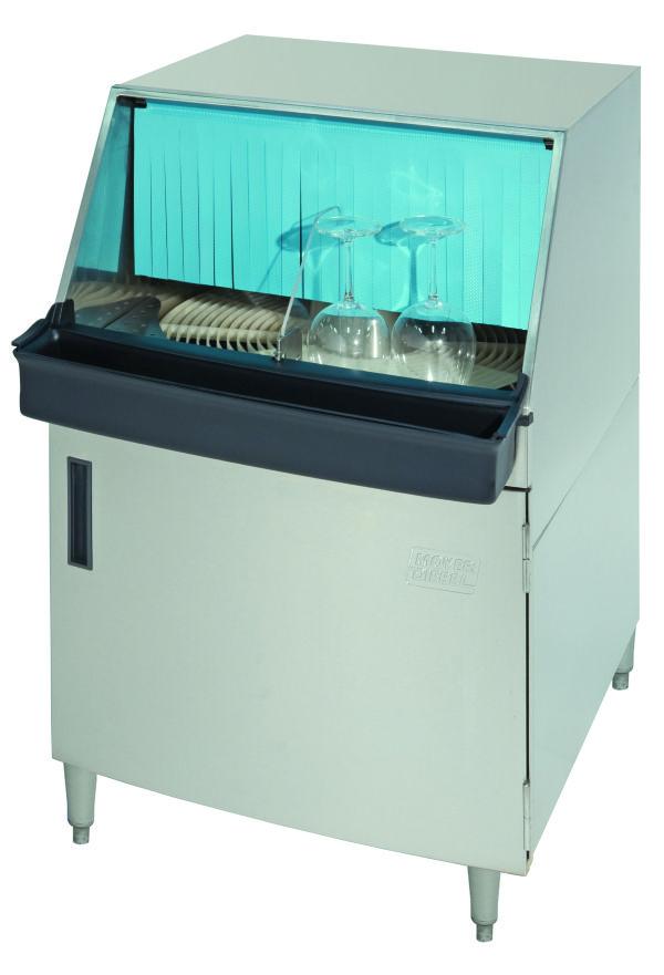 Productive Bar Design: Automatic Glass Washers Vs 3 Bin Sinks