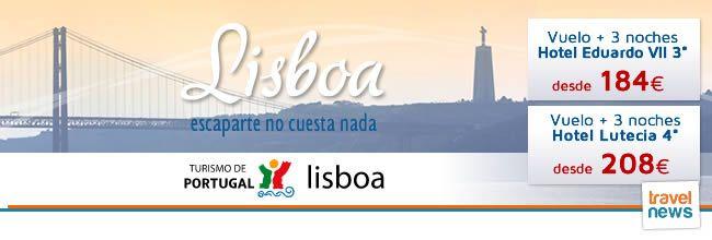 Ofertas de viajes en www.viajesviaverde.es:                                   Lisboa: una ciud...