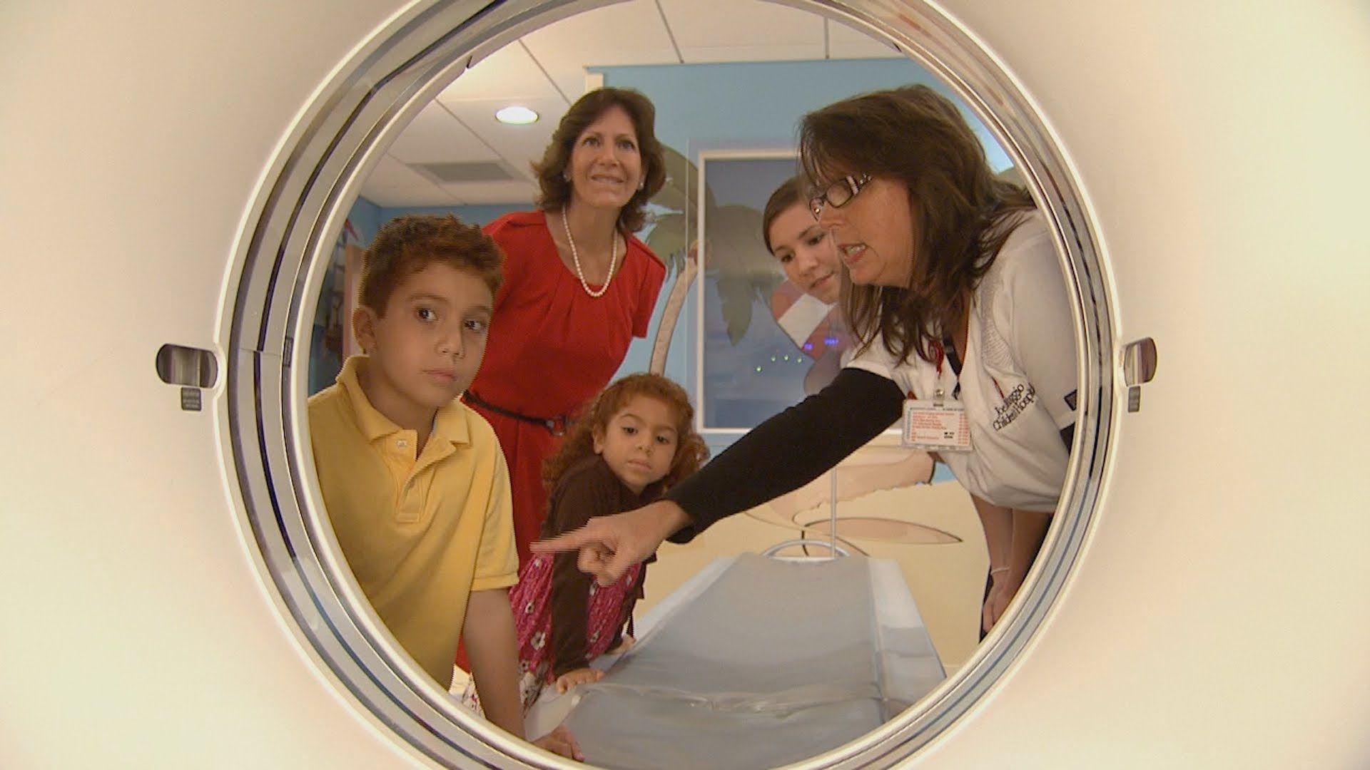KidVision Pre-K Children's Hospital Field Trip