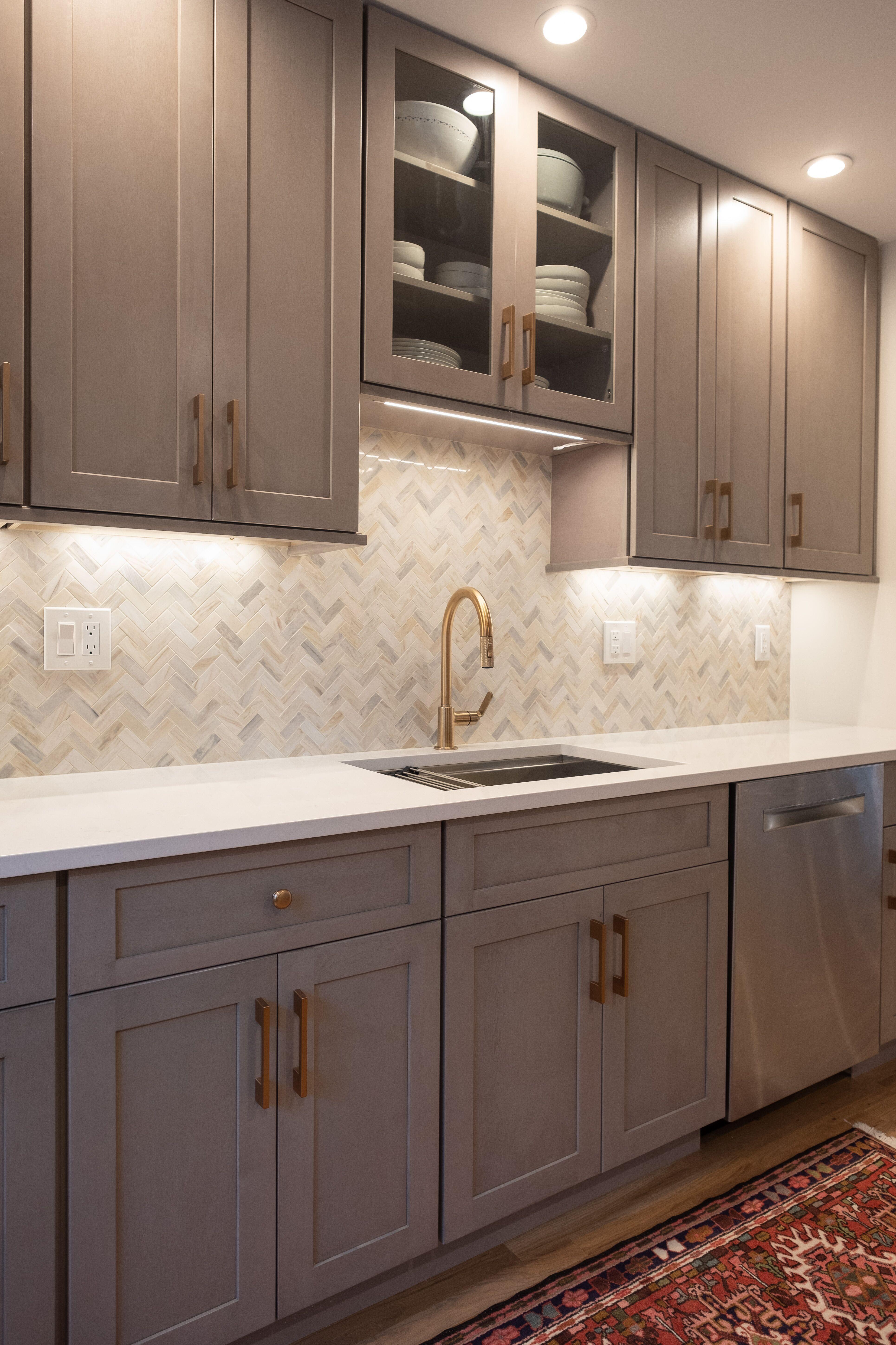 Grey Shaker Kitchen Westchester Ny Kitchen Cabinets And Cupboards Grey Shaker Kitchen Kitchen Remodel